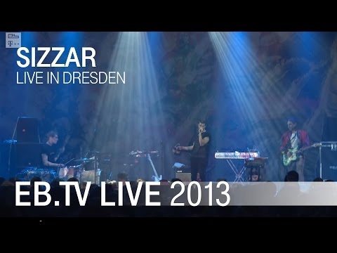 SIZARR live in Dresden (2013)