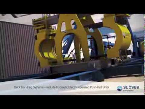 module handling, MPHS, multi purpose handling system, MHS for IMR vessels by subsea innovation