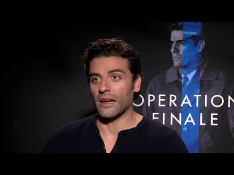 "Oscar Isaac & Chris Weitz Interview ""Operation Finale"" Mp3"
