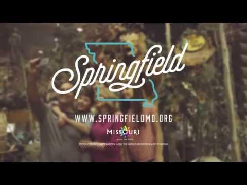 Springfield, Missouri Tourism - Combo 2015