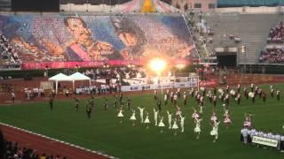 เพลงพระราชนิพนธ์มหาจุฬาลงกรณ์ งานฟุตบอลประเพณีจุฬา-ธรรมศาสตร์ครั้งที่70