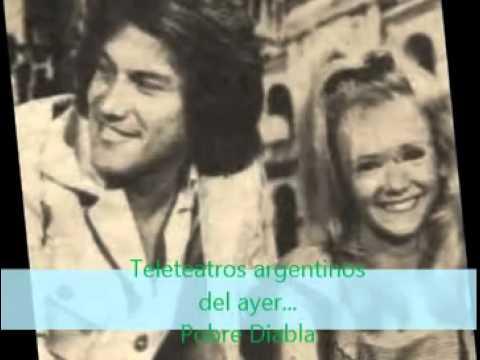 Pobre diabla...   Solita Silveyra y Arnaldo Andre...inolvidable pareja
