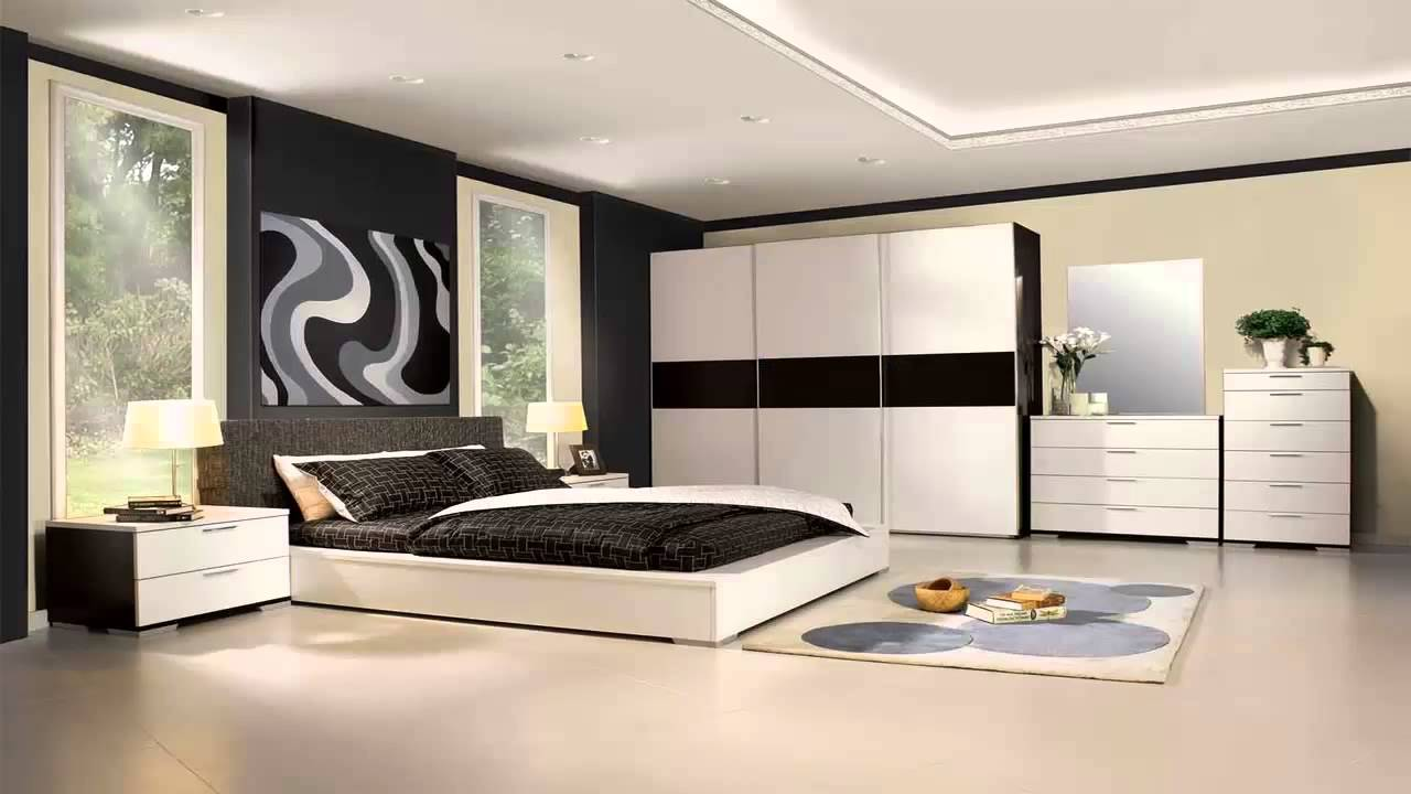 غرف نوم مودرن خيالية التصميم       YouTube