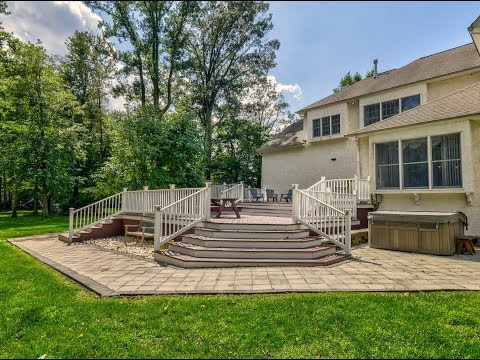 Home For Sale 5 BED In-Law St Pickering Chase Council Rock Newtown PA 18940 Bucks County Real Estate