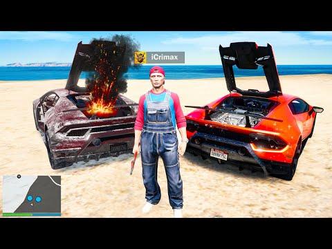 ich REPARIERE LUXUS AUTOS in GTA 5 RP!