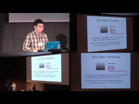 A promising semantics for relaxed-memory concurrency