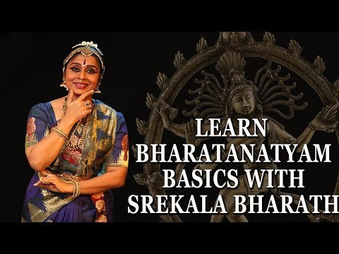 Learn Bharatanatyam Dance - Basic Lessons for Beginners Step