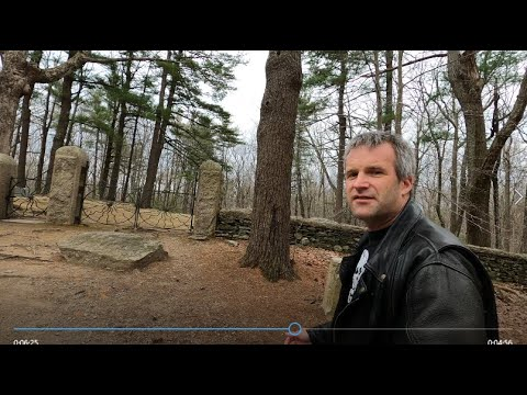 Quaker Cemetery (Spider Gates) Expedition