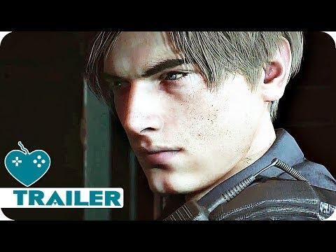 Resident Evil 2 Trailer E3 2018 (2019) Resident Evil 2 Remake!