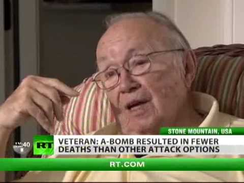 'I'd drop atomic bomb on Hiroshima again if needed' - Enola Gay last living member