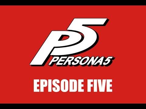 Persona 5 - Episode 5 - Alf Stewart