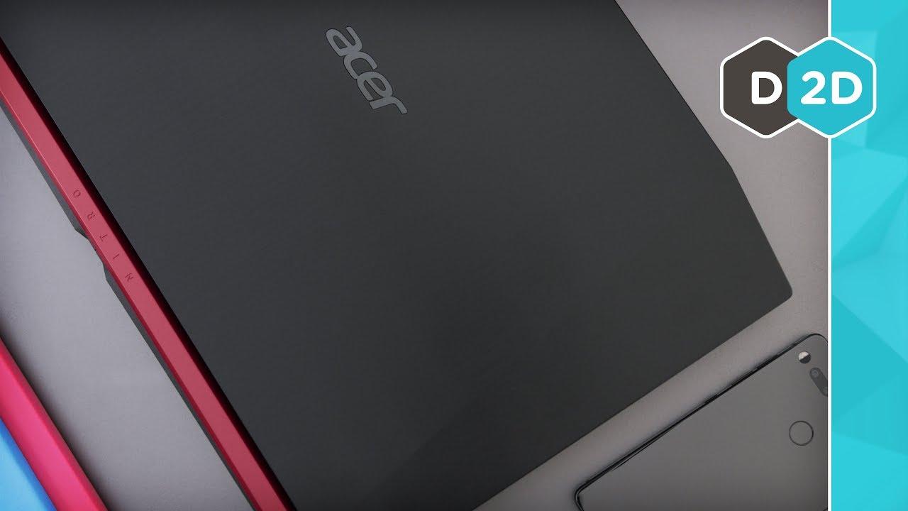 Acer Nitro 5 Review - 2017