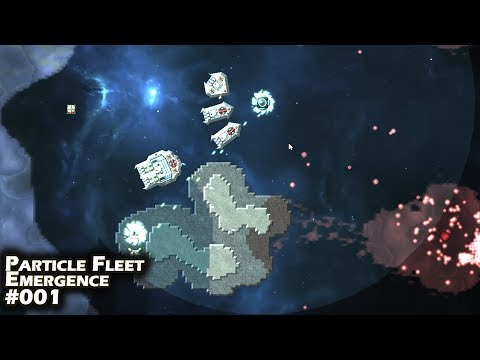 Particle Fleet Emergence | Angespielt | german | deutsch