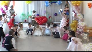 Детский сад № 12  Танец Друзей 290513