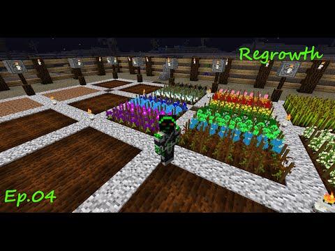 Regrowth S01E04 - Copper, Iron & Tin Seeds