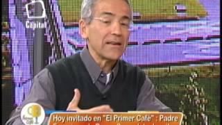 Padre Francisco De Roux en El Primer Café de Canal Capital
