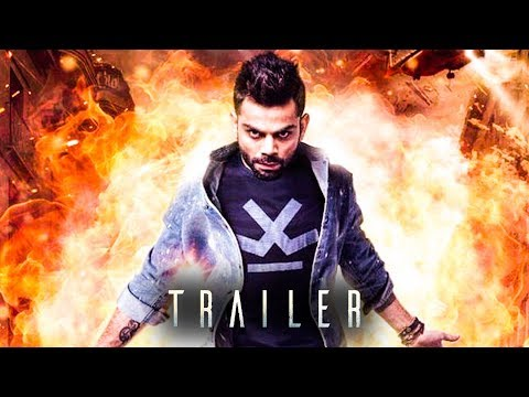 OFFICIAL: Virat Kohli Turns Hero | Trailer The Movie