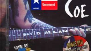 David Allan Coe   Cum Stains on the Pillow
