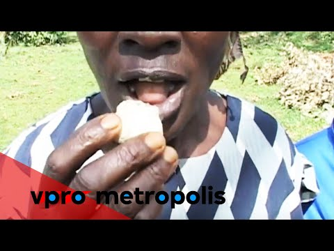 Chewing up stones in Kenya - vpro Metropolis
