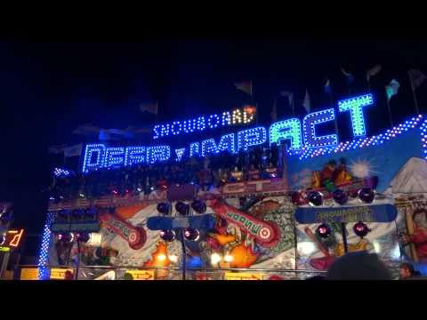 Deep Impact at Hyde Park Winter Wonderland