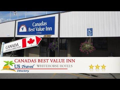 Canadas Best Value Inn - Whitehorse Hotels, Canada