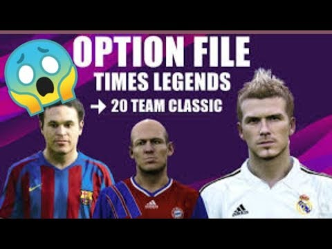 What is the best pes 2020 option file