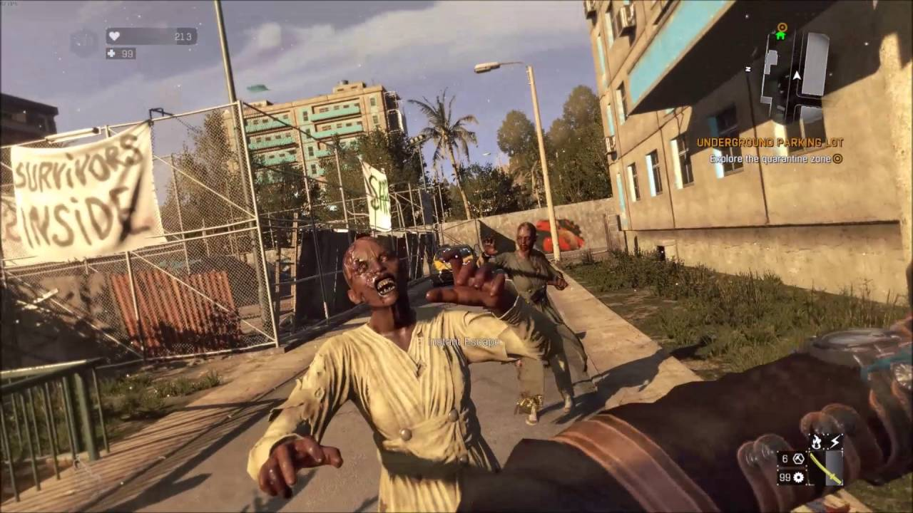dying light how to get gold weapons easy