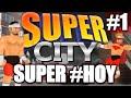 MDickie s Super City Worst Superhero Day Ever