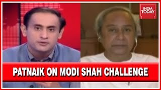 Odisha CM Naveen Patnaik Speaks To India Today About The Modi …
