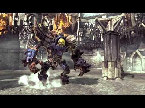 Darksiders II - Gnashor Boss Fight (Official UK)