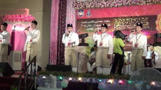 IZDAN 2011:Tempat Ketiga Festival Nasyid KPM peringkat kebangsaan