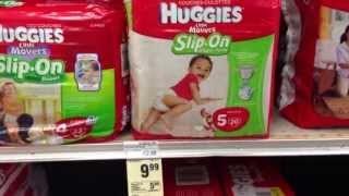 Must Run!! CVS Money Maker Free Huggies Deal + Shop With Me CVS Coupon Haul 7/21/13