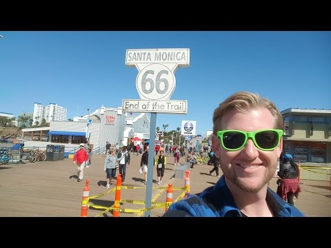 #204 (3/1/2017) The End of Route 66 // Pacific Park // Three's Company : Filming Locations