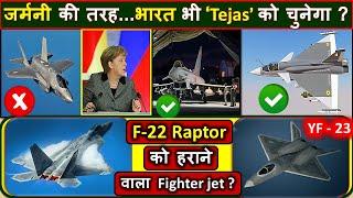 F-35 'Rejected' ? | F-35 vs Eurofighter Typhoon | Tejas mk2, ORCA, TEDBF, AMCA | F-22 beaten | YF-23