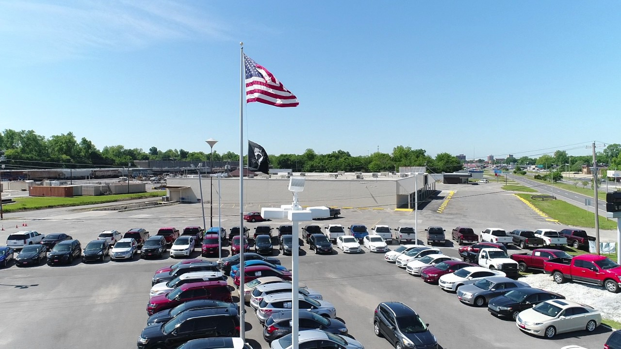 James Hodge Ford Muskogee >> Muskogee Ford Dealer - James Hodge Ford Lincoln - YouTube