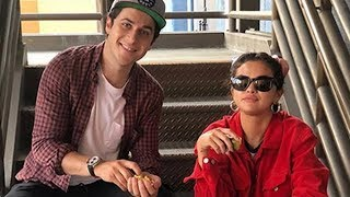 Selenators make sure you're sitting down because selena gomez's wizards of waverly place co-star and real life friend david henrie revealed that the two have...