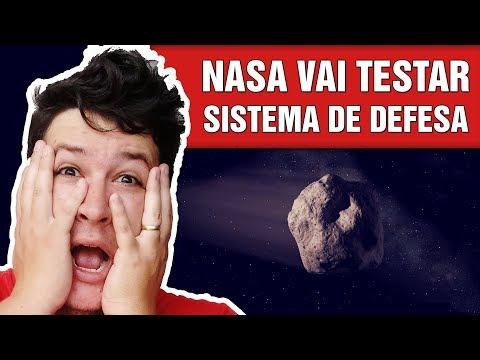 Sistema de Defesa Planetário da NASA Será Testado em Asteroide que Passará Perto Terra! (#479 - NA) - 동영상