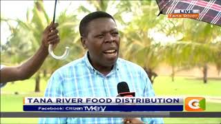 Citizen Extra: Food distribution Programme in Tana River County.