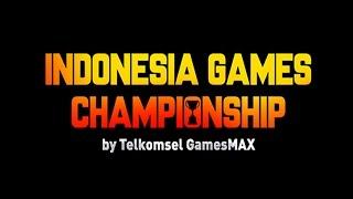 Dota 2 : Intelligence Quotien vs Eagles @ Indonesia Games Championsip SEA Qualifier