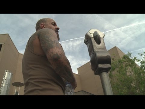 'Meter fairy' told he can't feed other people's parking meters