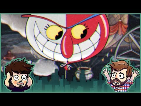 Cuphead Co-op Gameplay | PC/Xbox One (Part 10)