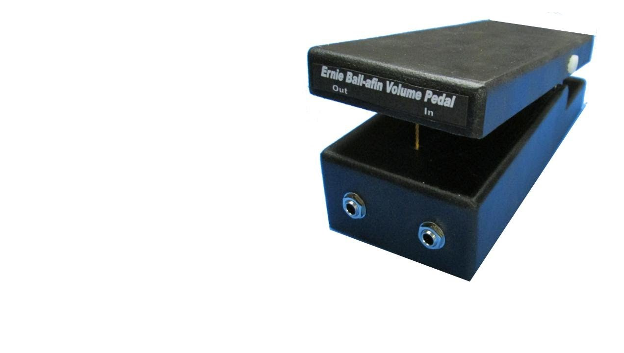 build the 9 99 ernie ball ofin guitar volume pedal part 1 you [ 1272 x 720 Pixel ]