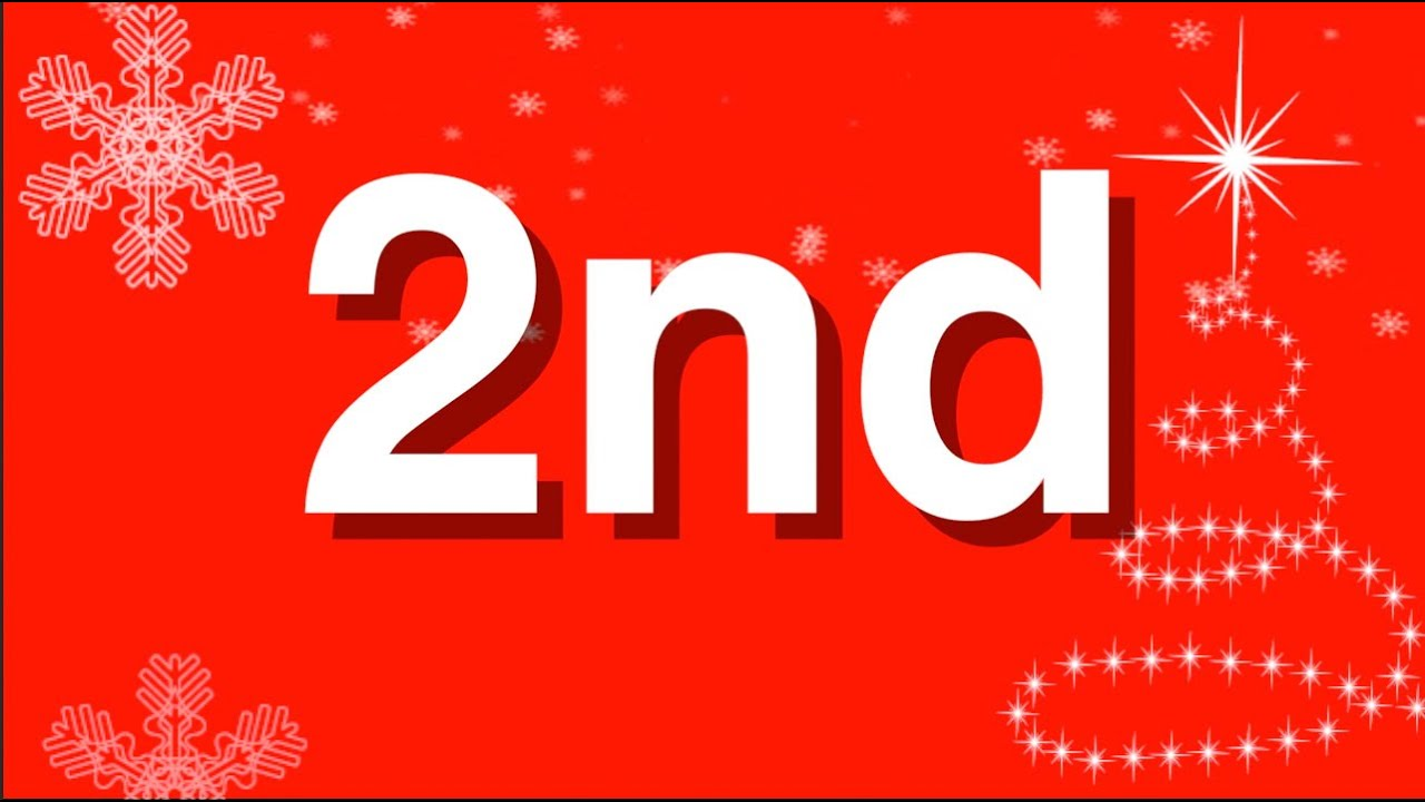 2nd Day of Christmas - 12 Days of Christmas OFFERS - YouTube