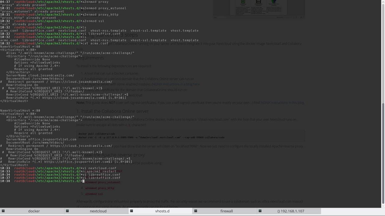 Collabora Online Office – Nextcloud