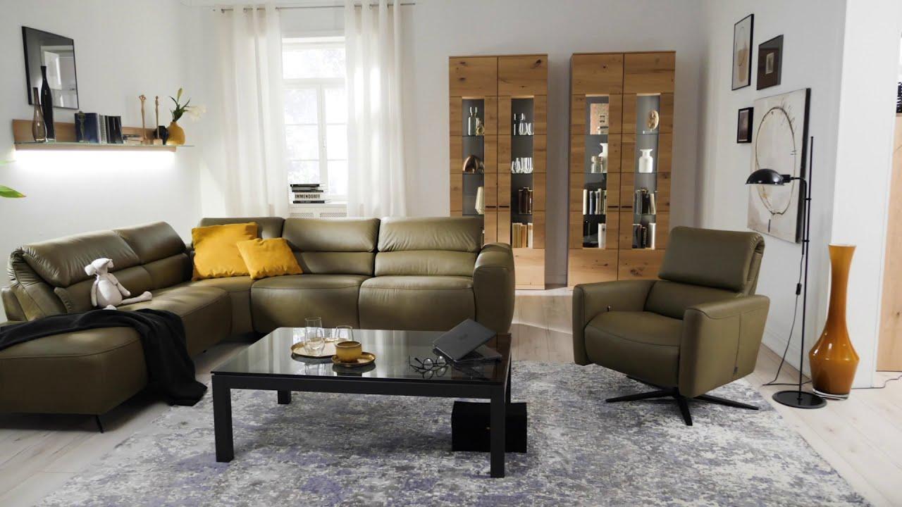 Musterring Sofa Mr 260 261 Youtube