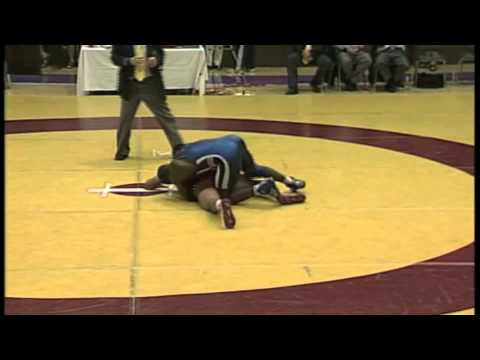 2007 Commonwealth Championships: 84 kg Greco Final Manoj Kumar vs. Hugh Bella-Lifa