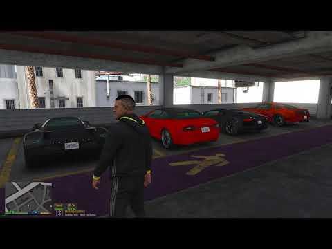 VALET JOB (GTA 5 REAL LIFE PC MOD)