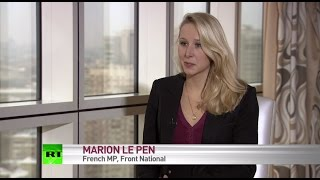We must choose between Assad and Islamists in Syria – Marion Le Pen
