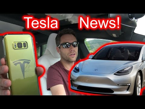 Tesla News! When Will I Get My Model 3?!