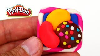 PlayDoh Candy Crush How to make Candy Crush with Play-Doh Easy and Fun way to Make PlayDoh Game